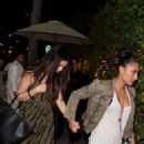At Mr. Chow Restaurant with Francia Raisa in Beverly Hills (January 24, 2013) - 454 x 681