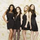 Ashley Benson, Lucy Hale, Shay Mitchell, Troian Bellisario