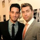 Lance Bass and Michael Turchin - 360 x 240