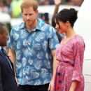 Meghan Markle – At University of the South Pacific campus in Suva – Fiji