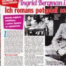 Ingrid Bergman - Nostalgia Magazine Pictorial [Poland] (October 2018)
