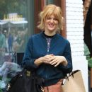 Arden Myrin was in a bubbly mood during a shopping trip to The Grove in Hollywood, California on December 12, 2016 - 453 x 600
