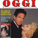 Madonna - Oggi Magazine Cover [Italy] (September 1990)
