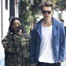 Vanessa Hudgens and Austin Butler out in Studio City, LA