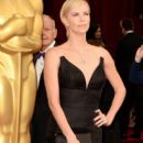 Charlize Theron At The 86th Annual Academy Awards (2014) - Arrivals
