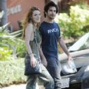 Bella Thorne Urban Outfit – West Hollywood 9/16/2016 - 454 x 641