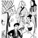 Alladin 1958 Sal Mineo,Cyril Ritchard, CBS,Television - 308 x 382