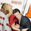 Molly Sims and John Michael Higgins