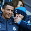 Manchester City FC v Real Madrid - UEFA Champions League Semi Final: First Leg