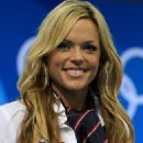 Jennie Finch - Olympics - Opening Ceremony In Beijing China - August 8 2008