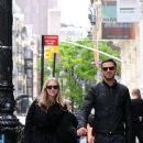 Amanda Seyfried and Dominic Cooper Walk in SoHo
