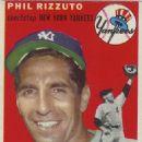1954 Topps Card