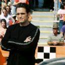 Matt Dillon as Trip Murphy in Disney' Herbie: Fully Loaded, also starring Lindsay Lohan and Michael Keaton.