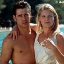 Colin Farrell and Ali Larter