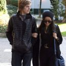 Brenda Song and Dylan Sprouse