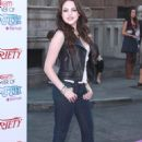 Elizabeth Gillies-Variety's 4 Annual Power Of Youth Event At Paramount Studios On October 24, 2010 In Hollywood, California