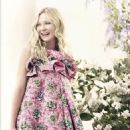 Kirsten Dunst - Harper's Bazaar Magazine Pictorial [United Kingdom] (May 2014)