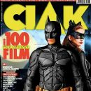 The Dark Knight Rises - Ciak Magazine Cover [Italy] (August 2012)