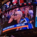 Amber Rose and Val Chmerkovksiy at The Knicks Game at Madison Square Garden in New York City - January 16, 2017  - December 9, 2016 - 454 x 436