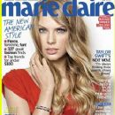 Taylor Swift Marie Claire Magazine July 2010 Pictorial Photo - United States