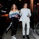 Dylan Sprouse and Barbara Palvin - 454 x 510