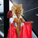Myriam Arevalos- Miss Universe 2015 Preliminary Competition- National Costume - 454 x 681