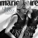 Claire Danes - Marie Claire Magazine Pictorial [United States] (February 2017) - 454 x 548