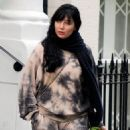 Daisy Lowe – Out in Primrose Hill - 454 x 636