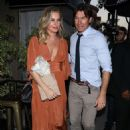 Rebecca Romijn – Leaving Andy Cohen's baby shower in Beverly Hills - 454 x 681