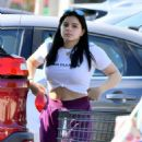 Ariel Winter – Grocery Shopping in Los Angeles