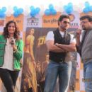 Team Players Promoting the movie in 2012
