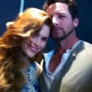 Ian Bohen and Holland Roden