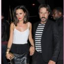 David Arquette and Christina McLarty - 454 x 603