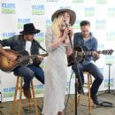 Miley Cyrus – Elvis Duran Z100 Morning Show in NYC - 454 x 568