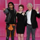 Jessica Barden – 'Miguel' and 'Undercover' Pink Carpet Arrivals in Cannes