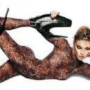 Masha Novoselova for V magazine Spain April 2010 - 454 x 304