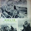 Mireille Darc - Film Magazine Pictorial [Poland] (2 June 1968) - 454 x 652