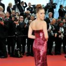 Marina Ruy Barbosa –  'Oh Mercy! (Roubaix, Une Lumiere)' Red Carpet - The 72nd Annual Cannes Film Festival - 454 x 769