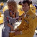 Corinna Schumacher and Heinz Harald Frentzen