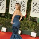 Sofia Vergara's Stunning 2012 Golden Globes Arrival