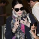 Michelle Trachtenberg Ronald Reagan Washington National Airport