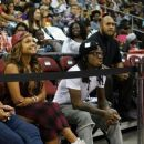 Lil Wayne and Christina Milian at Streetleague Skateboard Championship