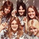 Cherie Currie, Lita Ford, Joan Jett, Jackie Fox