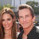 Jeff Probst and Lisa Ann Russell - 454 x 255