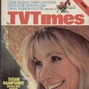 Susan Hampshire - TV Times Magazine Cover [England] (8 May 1976)
