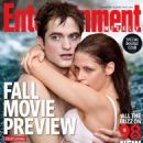Robert Pattinson & Kristen Stewart Take the Entertainment Weekly Cover August 2011