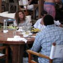 Beyoncé Knowles - Nikki Beach Restaurant In St. Barth, 2008-12-29