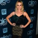 Becca Tobin Glee 100th Episode Celebration In La