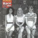 Victoria Ruffo, Edith González, Erika Buenfil