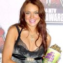 Lindsay Lohan At The 2004 MTV Movie Awards